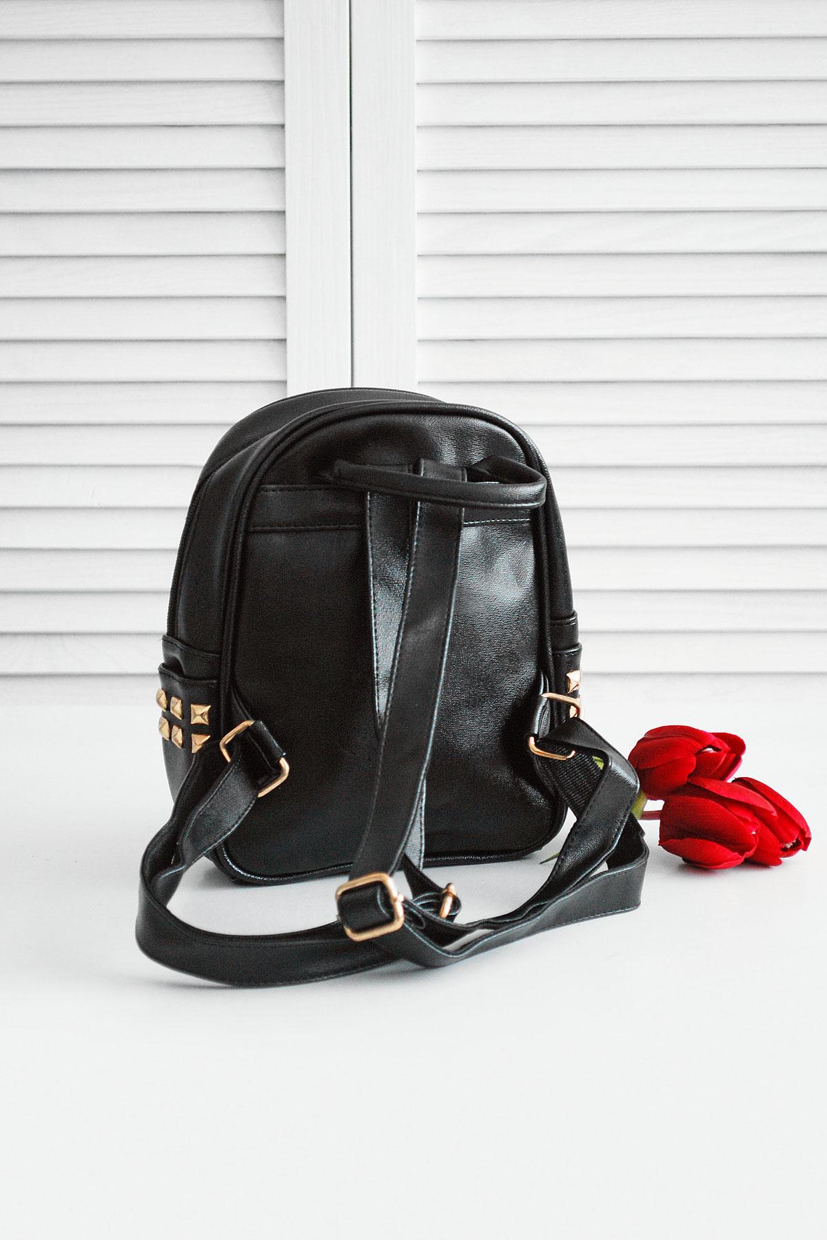 bd1142f65f17 небольшой рюкзак жемчужного цвета. Рюкзак 610. Цвет: черный купить ...