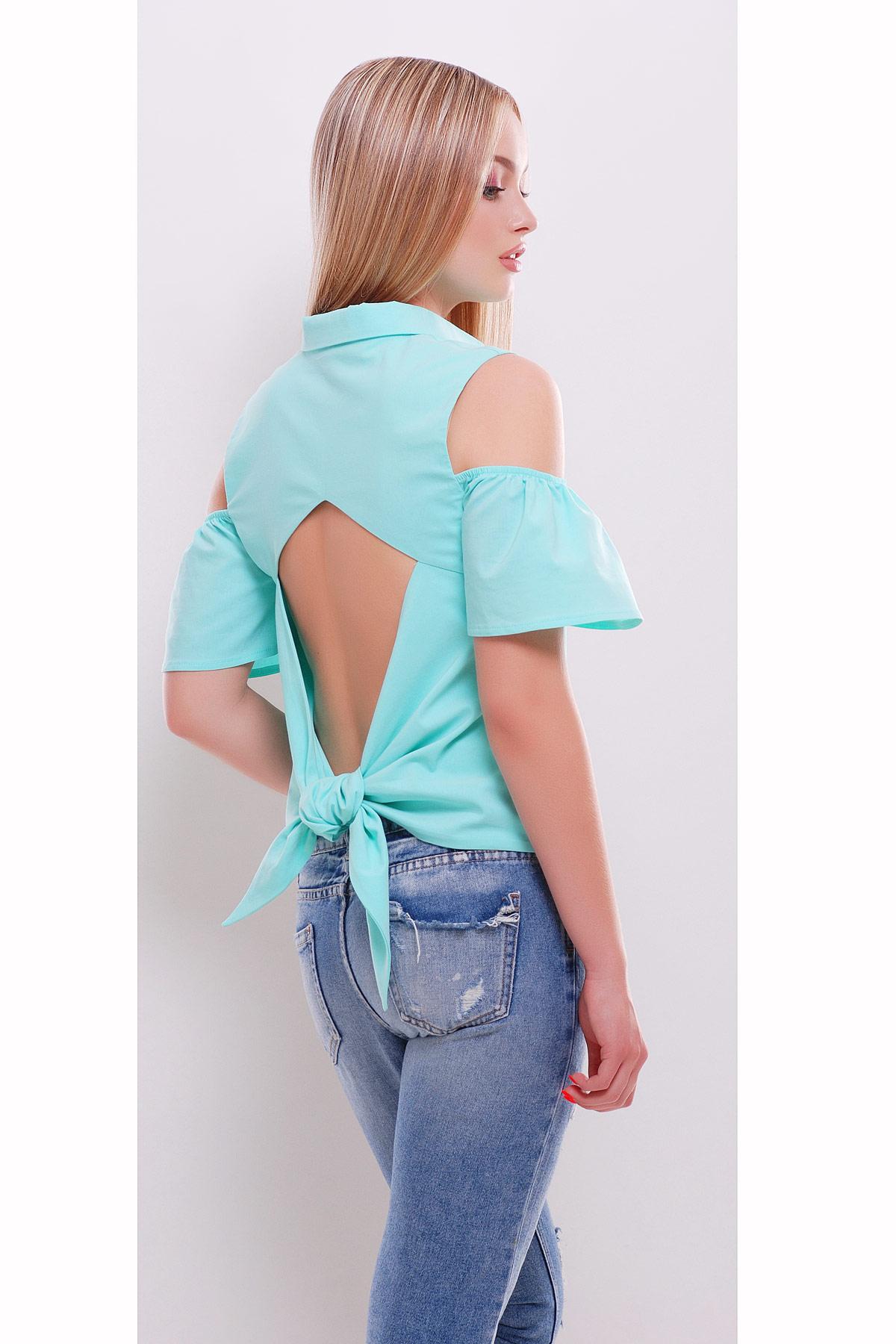 Купить блузку с завязками