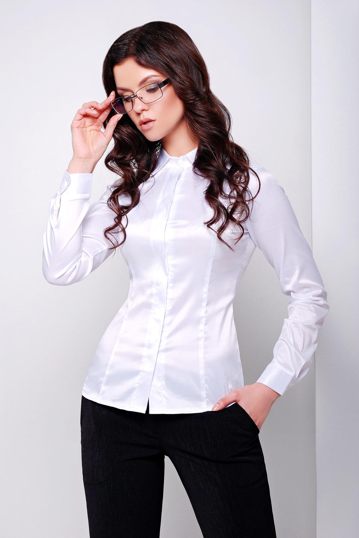 Женская классическая блузка купить