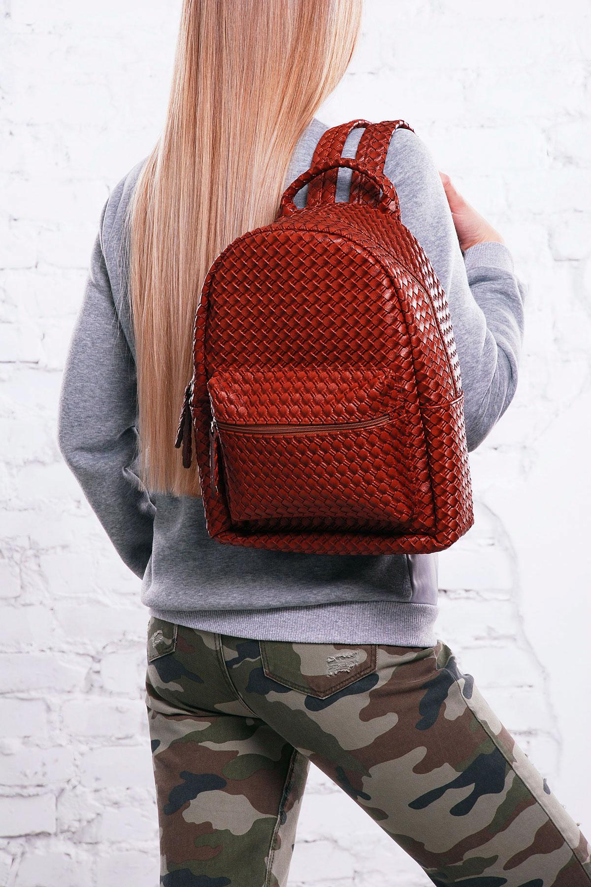 В моде бум вокруг женских рюкзаков (и мужских)