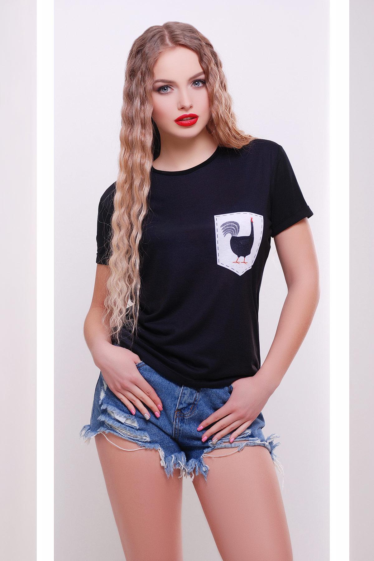 Курочка футболка Boy-2. Цвет: принт