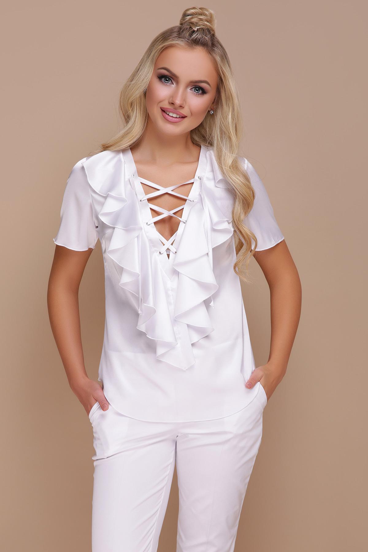 блуза Сиена к/р