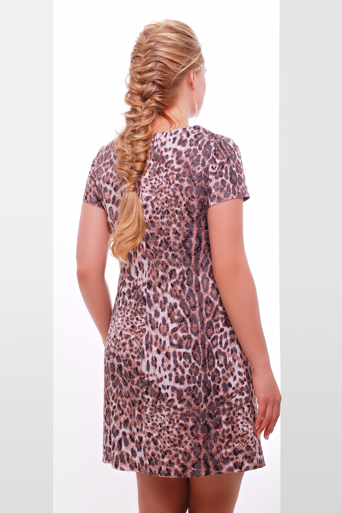 7c958926d12 нарядное женское платье батал из жаккарда. платье Миранда-Б к р. Цвет