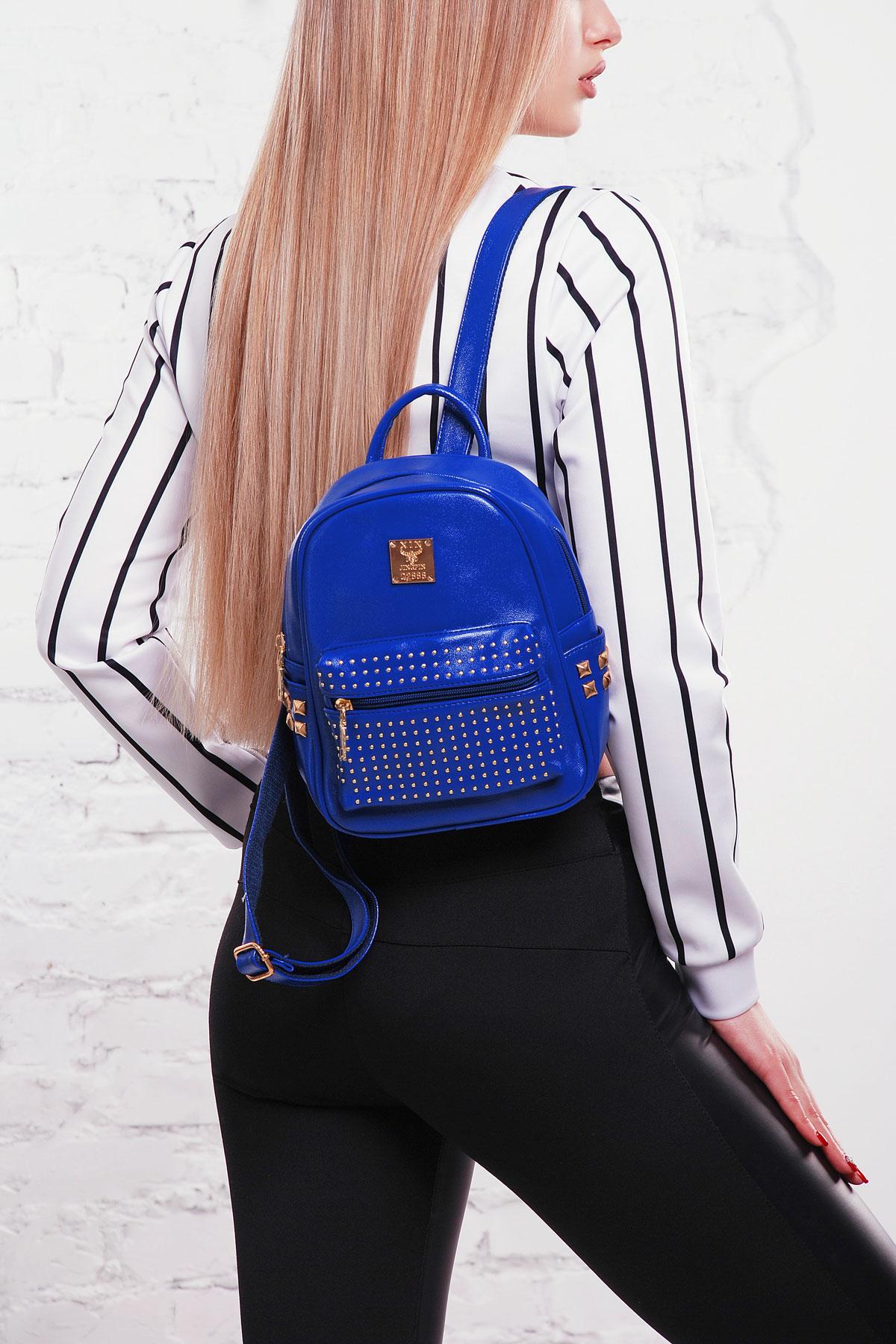 3f067ac1f6fc Цвет: электрик купить · небольшой рюкзак жемчужного цвета. Рюкзак 610. Цвет:  электрик цена