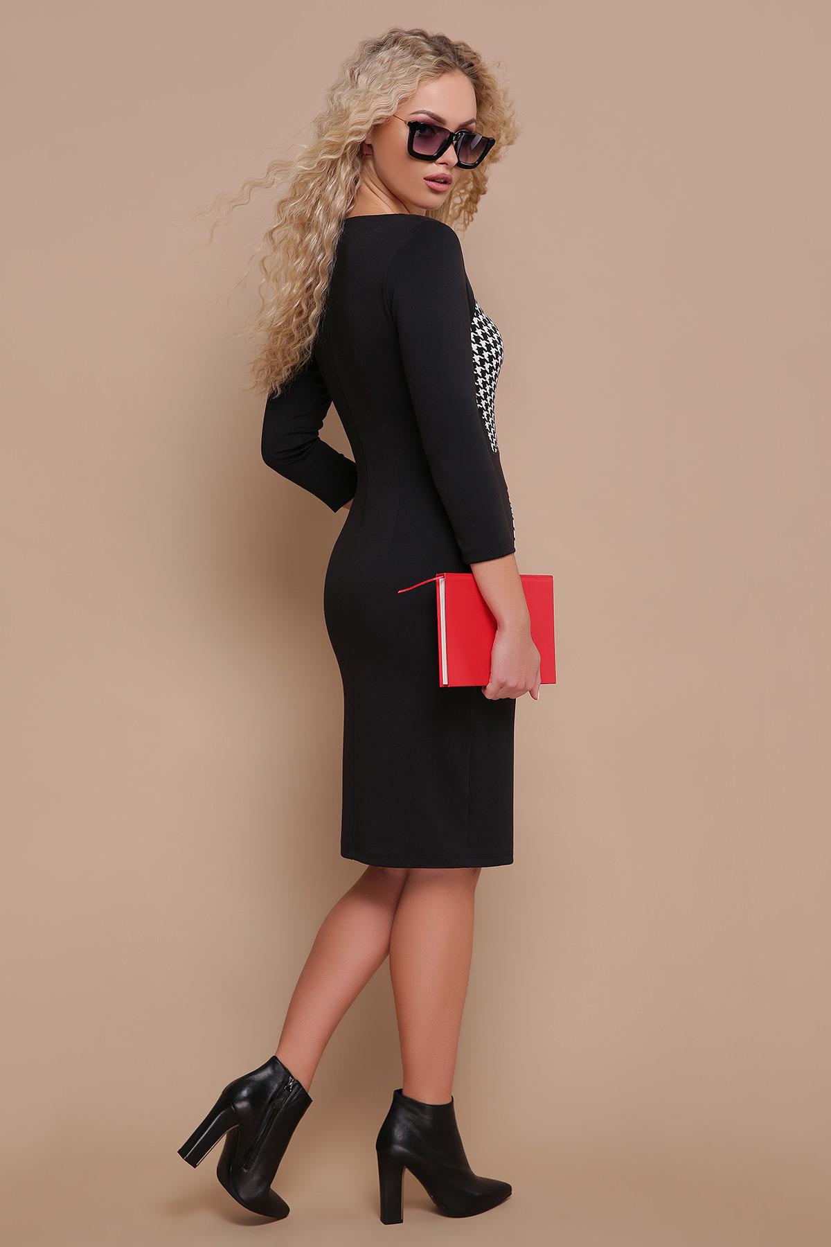 60749d3acbd Цвет  черный  черное платье с рукавом три четверти. платье Шанель д р.  Цвет  черный
