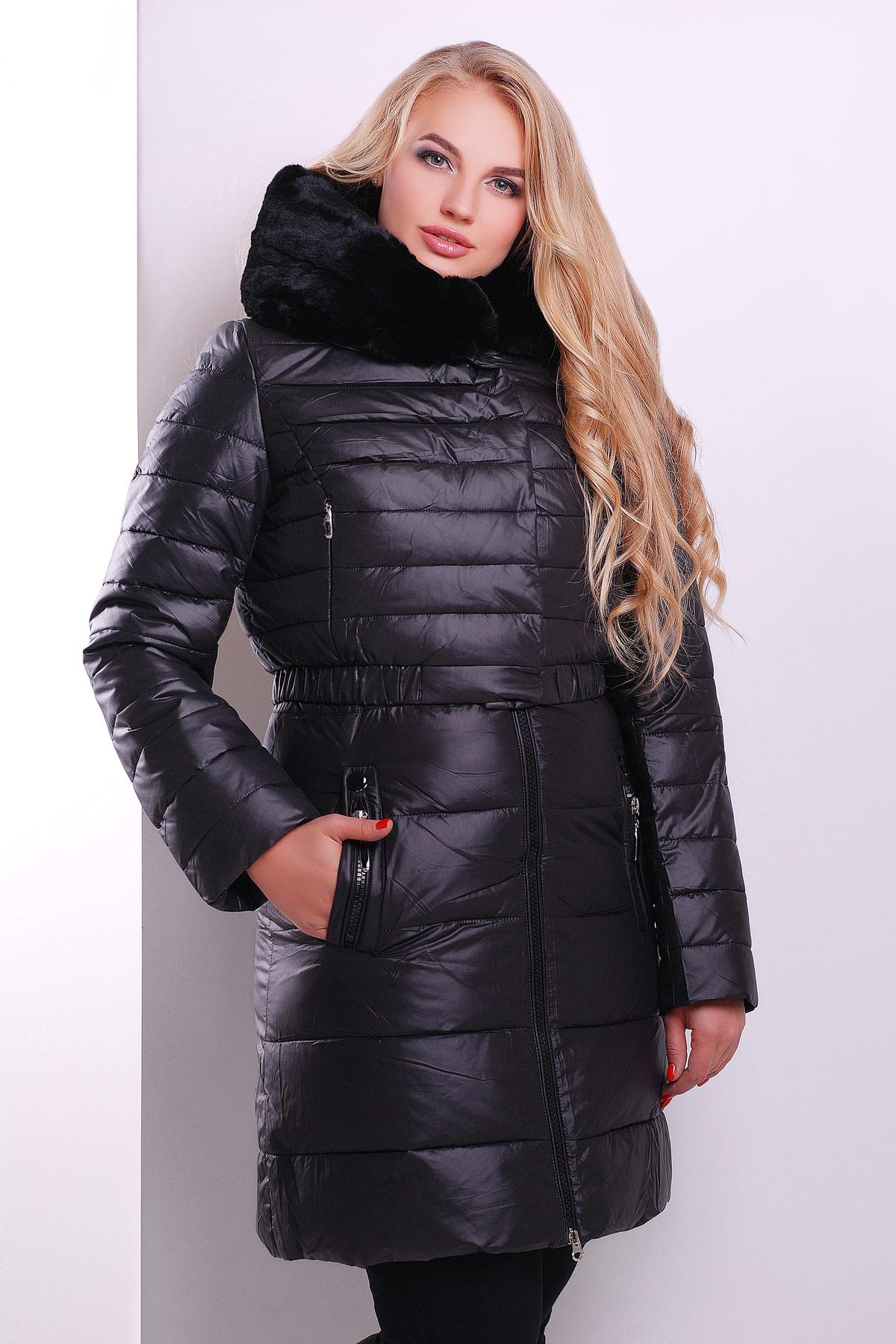 f1c9811a847 Зимняя куртка-двойка красного цвета. Куртка 13. Цвет  черный