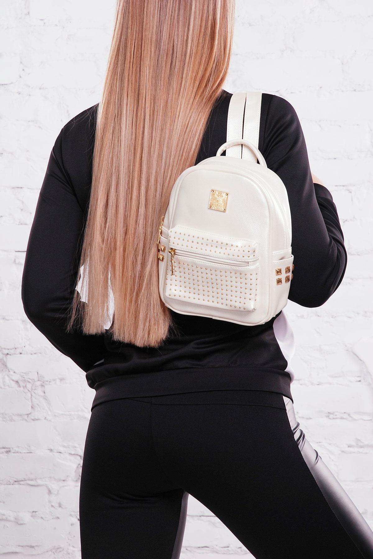 f21d3b59146b Цвет: жемчуг купить · небольшой рюкзак жемчужного цвета. Рюкзак 610. Цвет:  жемчуг цена
