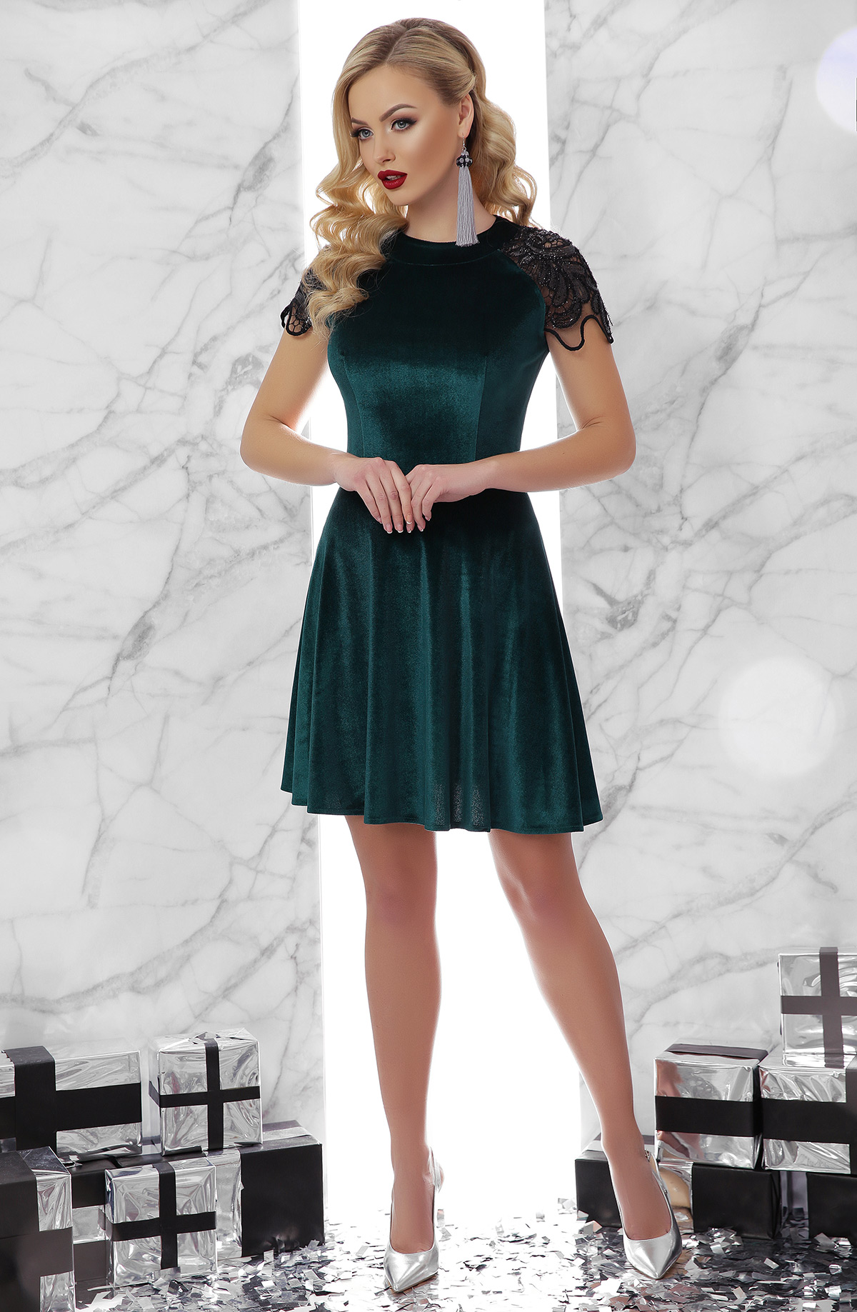 платье Диана к/р
