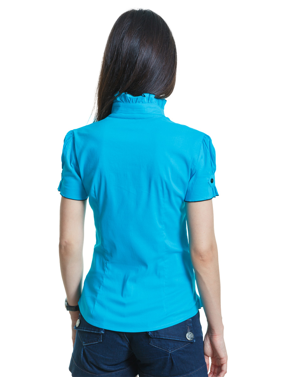 Блузка бежевого цвета купить