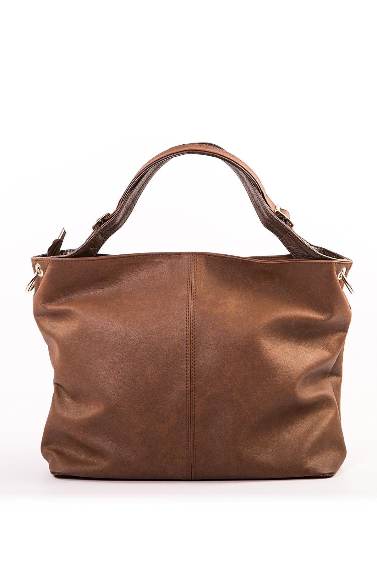 Сумка 1356r1. Цвет: коричневый