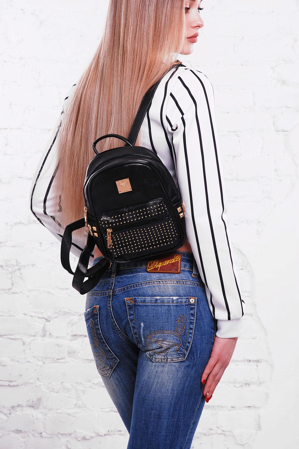 39d3b5a5d575 Цвет: черный купить · небольшой рюкзак жемчужного цвета. Рюкзак 610. Цвет:  черный цена
