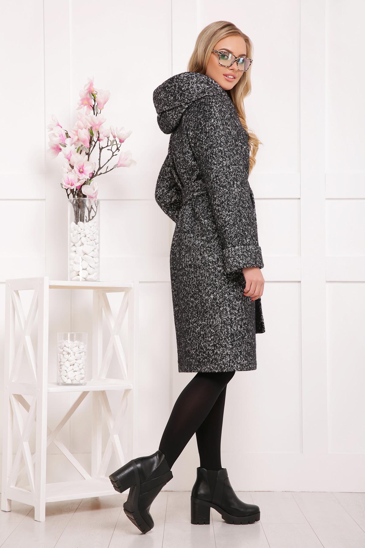 Цвет  1202 купить · женское пальто с капюшоном. пальто П-304-100б. Цвет   1202 цена 926bbfaafc229