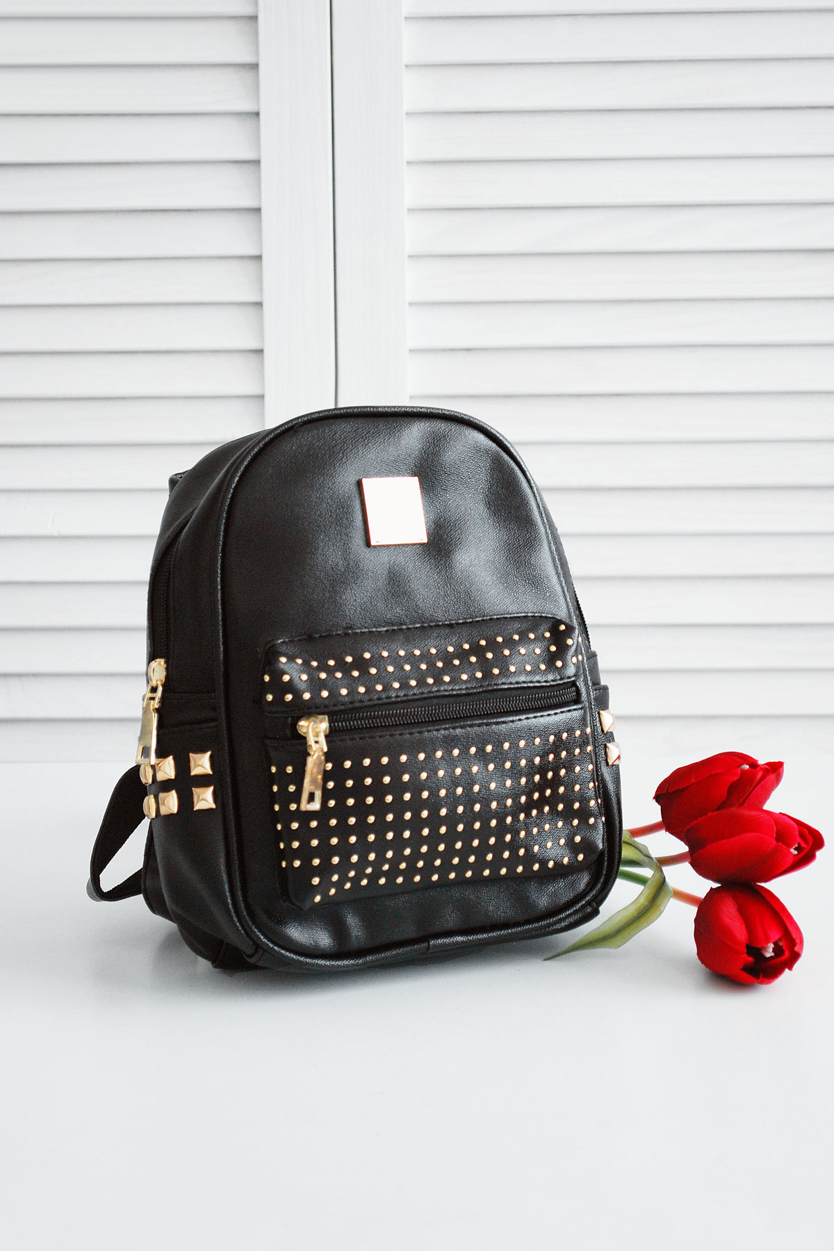 d8bd3a6c2ada небольшой рюкзак жемчужного цвета. Рюкзак 610. Цвет: черный
