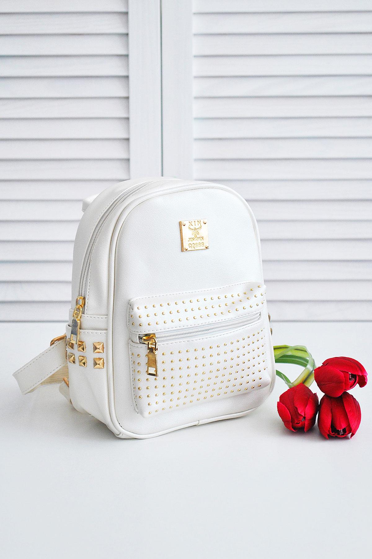a3897fe6a9fe небольшой рюкзак жемчужного цвета. Рюкзак 610. Цвет: жемчуг