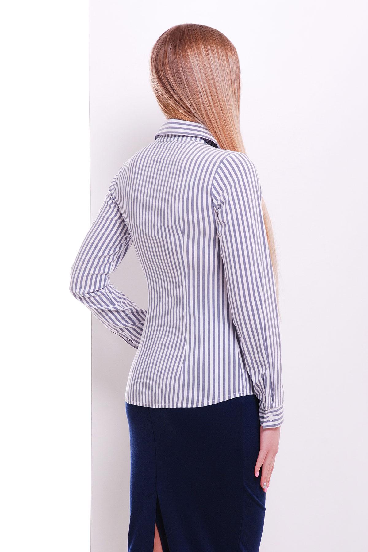Купить блузку с длиным рукавом