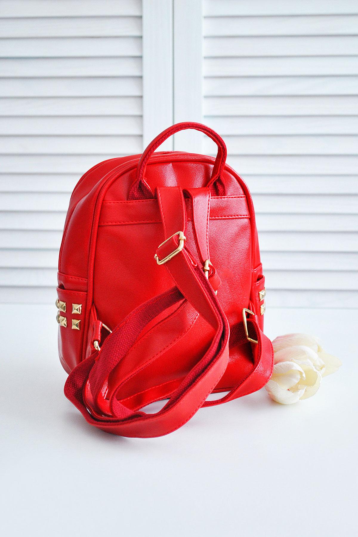 93daa756cf6f небольшой рюкзак жемчужного цвета. Рюкзак 610. Цвет: красный купить ...