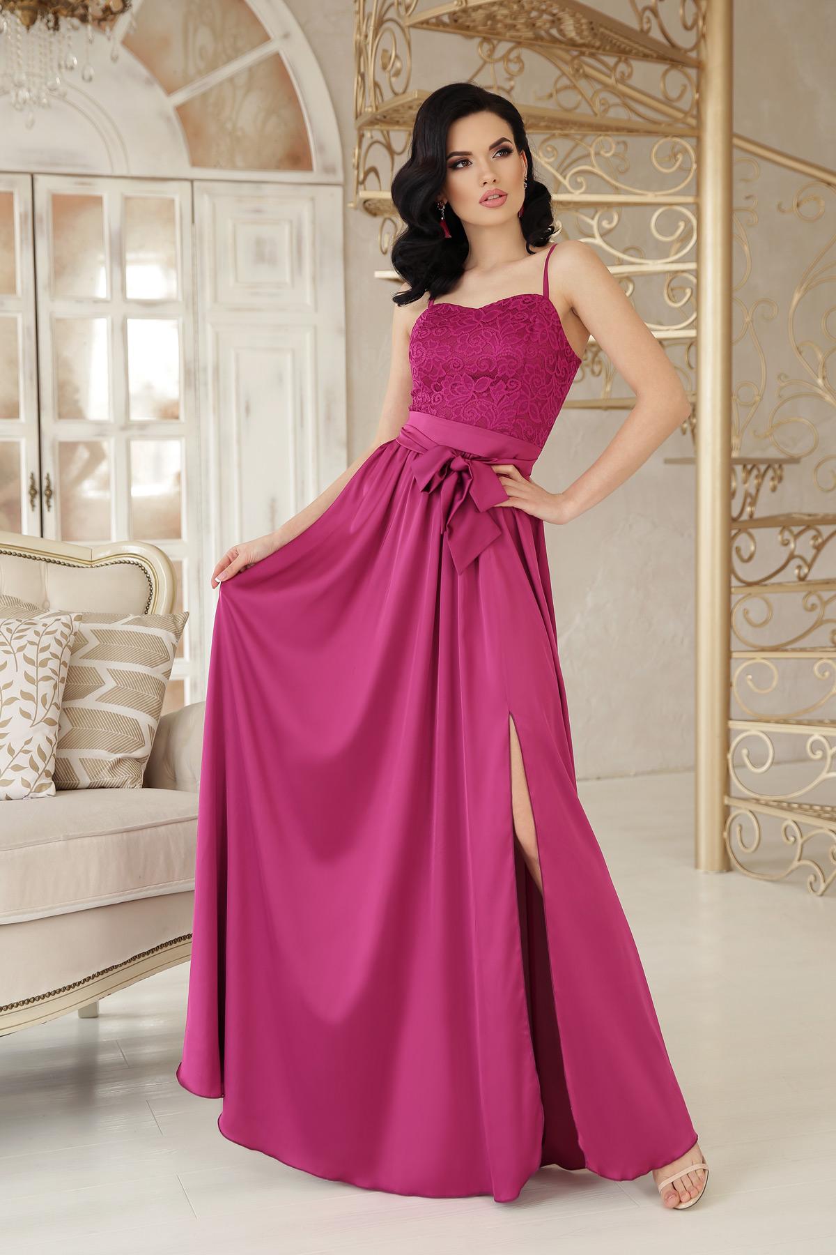 9c2cf9af16ba601 выпускное платье цвета фуксии. платье Эшли б/р. Цвет: фуксия