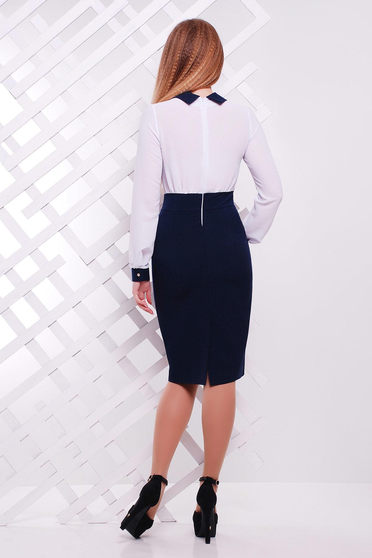 Купить платье с белым верхом
