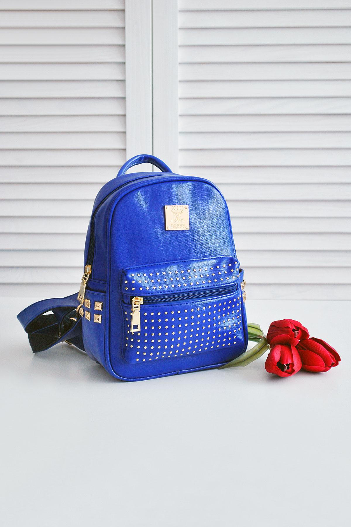 ef46254dc51b небольшой рюкзак жемчужного цвета. Рюкзак 610. Цвет: электрик