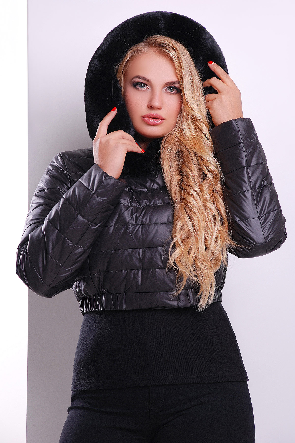 31497eccb82 Цвет  черный цена · Зимняя куртка-двойка красного цвета. Куртка 13. Цвет   черный в интернет-