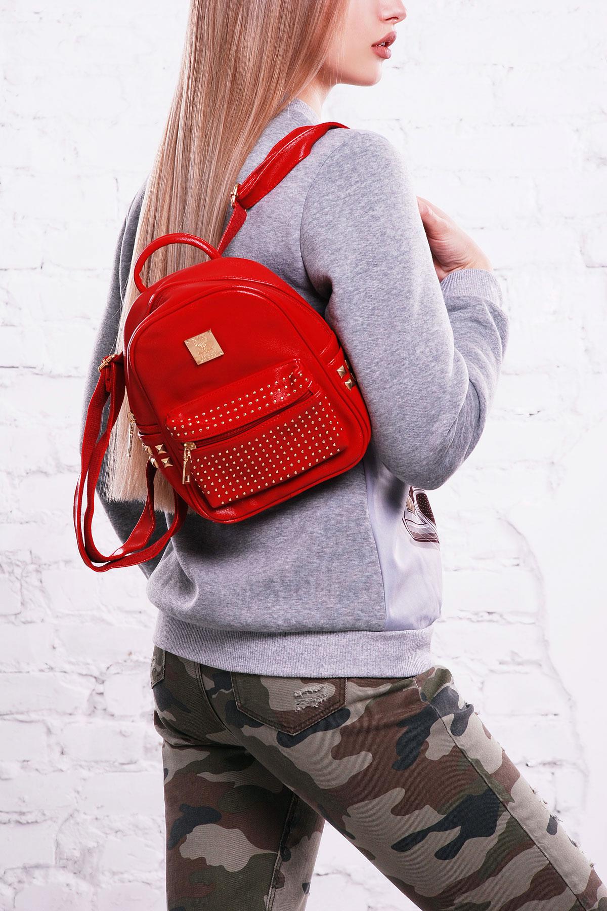 6839bf299208 Цвет: красный купить · небольшой рюкзак жемчужного цвета. Рюкзак 610. Цвет:  красный цена