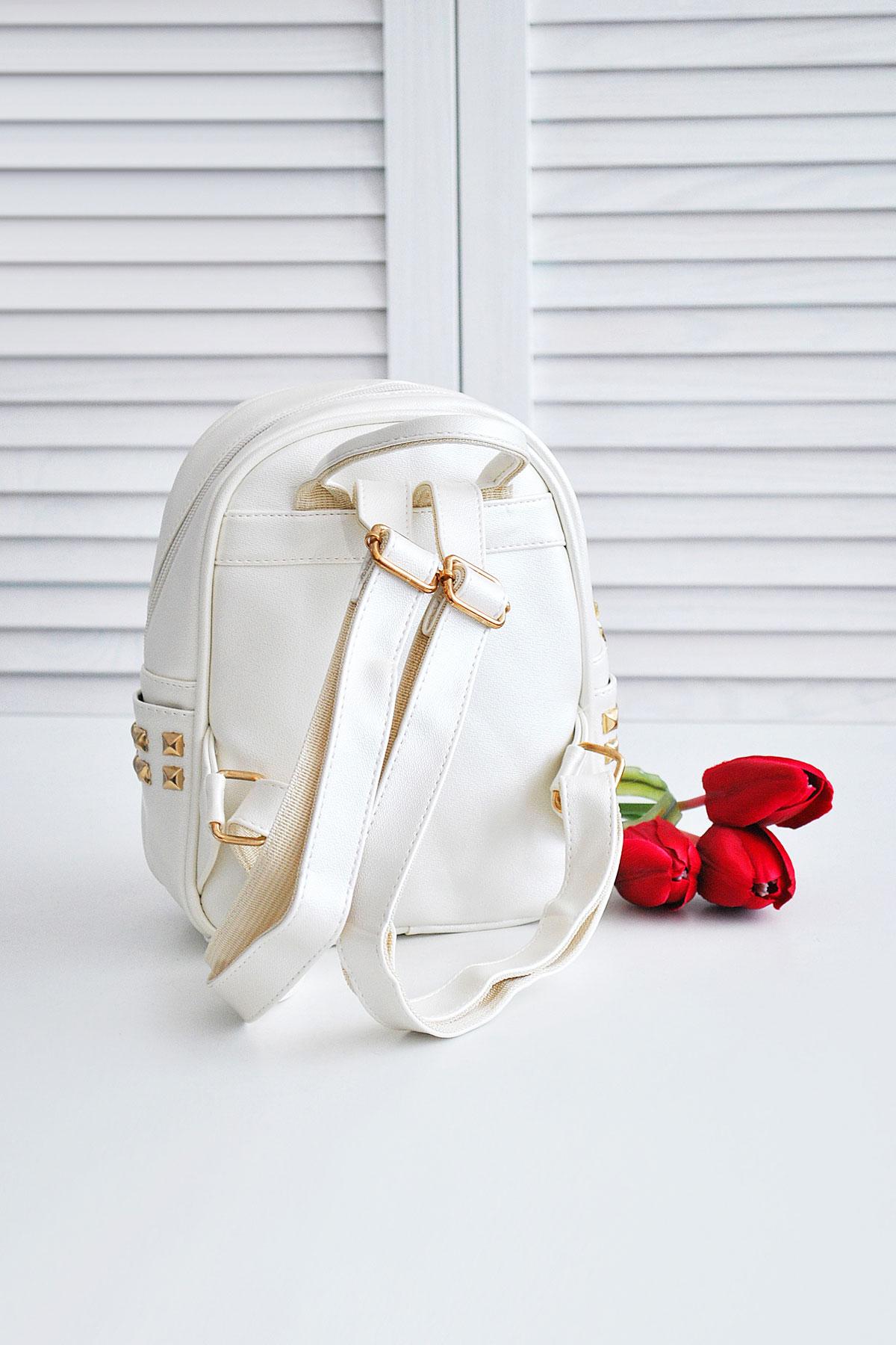 a22d56206810 небольшой рюкзак жемчужного цвета. Рюкзак 610. Цвет: жемчуг купить ...