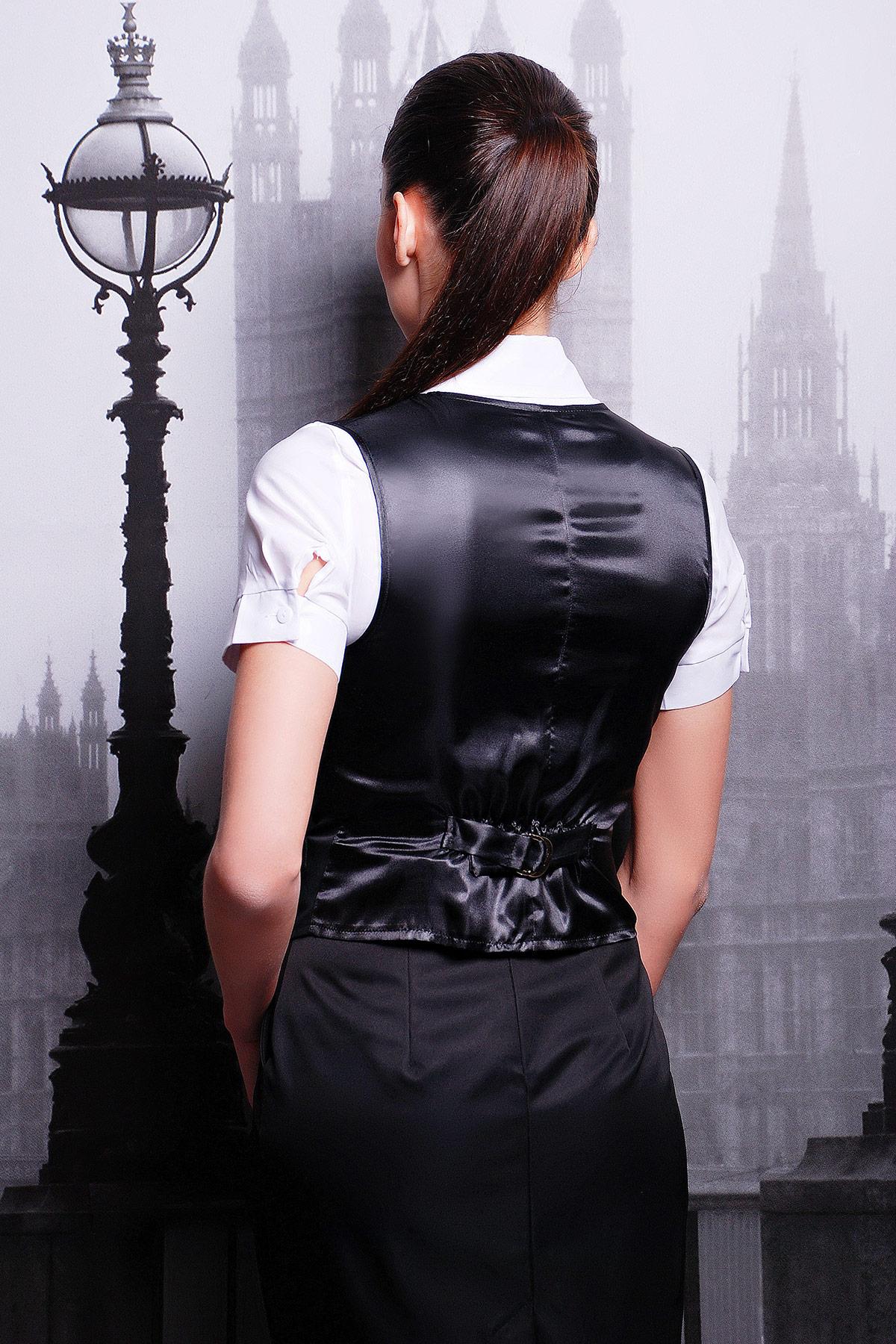 Классический женский жилет