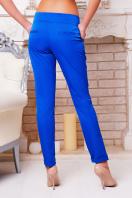 женские светло-бежевые брюки. брюки Хилори. Цвет: электрик купить