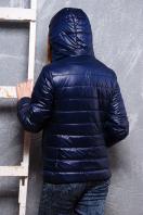 черная спортивная куртка. куртка Смарт2. Цвет: синий купить