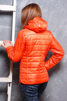 черная спортивная куртка. куртка Смарт2. Цвет: оранжевый купить