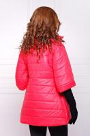 синяя куртка с рукавом три четверти. куртка Лисси. Цвет: коралл купить