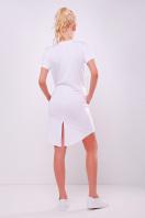 длинная женская футболка с принтом. Уточка футболка Фрак-2. Цвет: принт купить