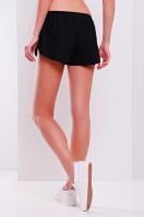 женские короткие черные шорты. шорты Шер. Цвет: черный купить