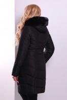 Элегантная женская куртка красного цвета с поясом. Куртка 168. Цвет: черный купить