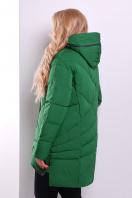 Красная женская куртка с серой отделкой. Куртка 360. Цвет: зеленый купить