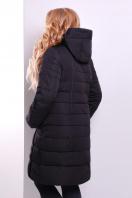 Стильная женская куртка песочного цвета. Куртка 367. Цвет: черный купить