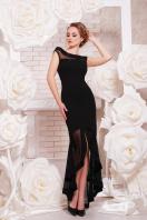 красное вечернее платье. платье Ингрид б/р. Цвет: черный купить