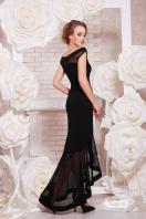 темно-синее вечернее платье. платье Ингрид б/р. Цвет: черный цена