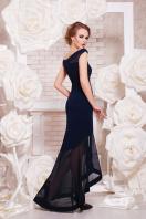 красное вечернее платье. платье Ингрид б/р. Цвет: темно синий купить