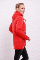 мятная демисезонная куртка. Куртка 11. Цвет: красный купить