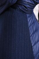 куртка мятного цвета с капюшоном. Куртка 15. Цвет: темно синий цена