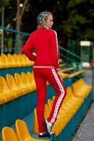красный спортивный костюм со звездами. Красный-звёзды Костюм Стар. Цвет: принт купить