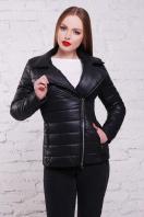 короткая черная куртка. куртка Майори. Цвет: черный купить