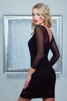 нарядное бордовое платье. платье Агния д/р. Цвет: черный купить