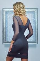 нарядное бордовое платье. платье Агния д/р. Цвет: серый купить