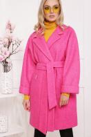 шерстяное пальто в клетку. пальто П-300-90. Цвет: 1210 купить