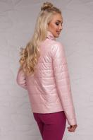 куртка цвета пудры на весну. Куртка 18-126. Цвет: пудра купить