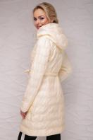 легкая бежевая куртка. Куртка 18-112. Цвет: бежевый купить