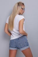 молодежная футболка с принтом. Фламинго футболка Стиль-2. Цвет: принт цена