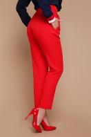 черные брюки со стрелками. брюки Бенжи. Цвет: красный купить